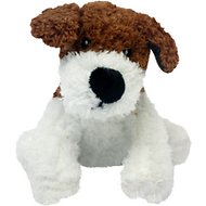 Multipet Look Who's Talking Dog Plush Dog Toy