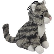 Multipet Look Who's Talking Cat Plush Dog Toy