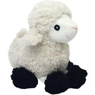 Multipet Look Who's Talking Sheep Plush Dog Toy