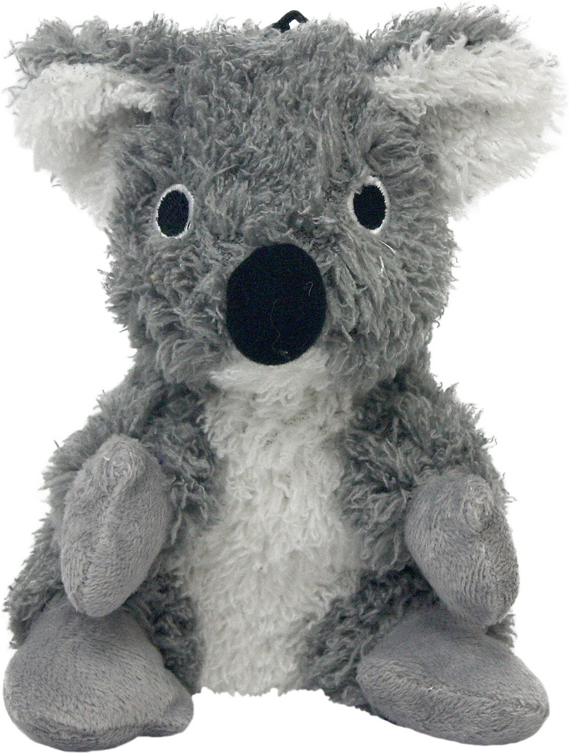 Multipet Look Who S Talking Koala Bear Plush Dog Toy Chewy Com