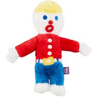 Multipet Mr. Bill Plush Dog Toy