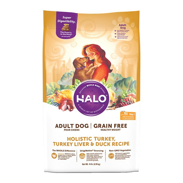Halo Healthy Weight Dog Food Reviews