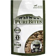 PureBites Beef Liver Freeze-Dried Raw Dog Treats, 16.6-oz bag