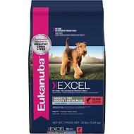 Eukanuba Excel Large Breed Adult Salmon Formula Dry Dog Food, 25-lb bag