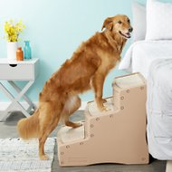 Pet Gear Easy Step III Extra Wide, Tan
