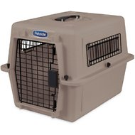 Petmate Ultra Vari Pet Kennel, Bleached Linen, Small