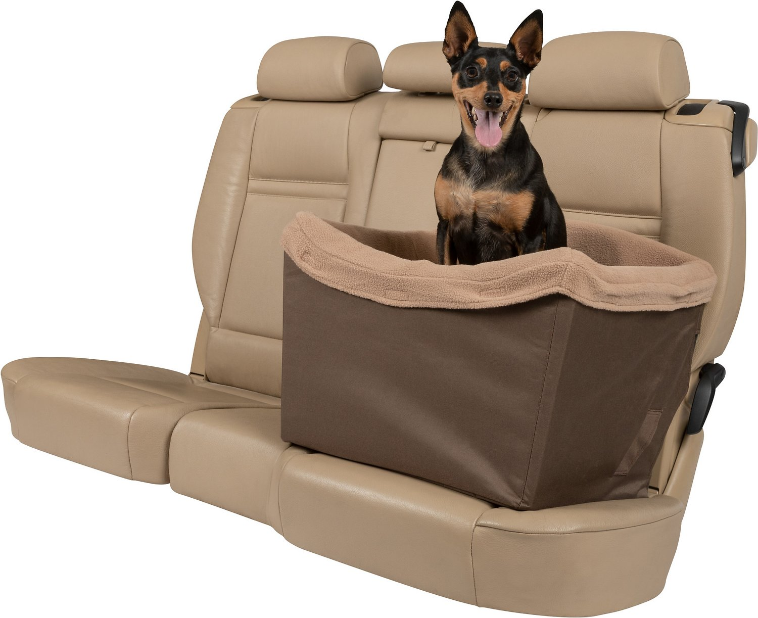 Solvit Standard Tagalong Pet Booster Seat Jumbo Chewy Com