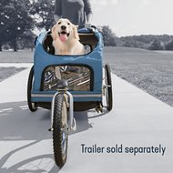 Solvit HoundAbout Aluminum Pet Stroller Conversion Kit, Large