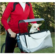Solvit Deluxe Tagalong Sport Pet Bicycle Basket