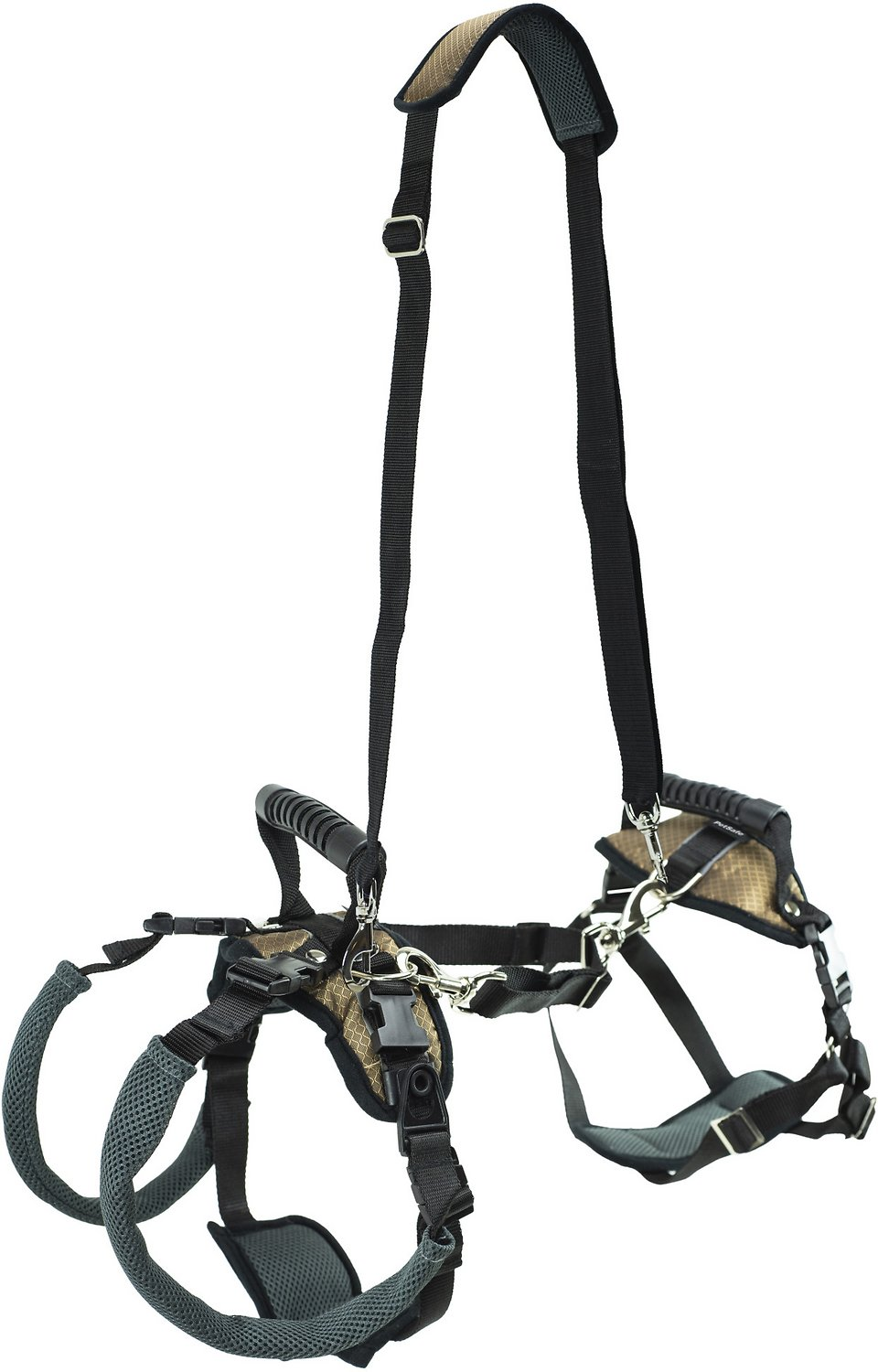 Solvit CareLift Full Front & Back Lifting Aid Mobility Dog Harness