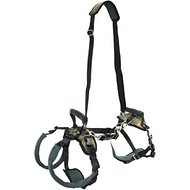 Solvit CareLift Full Front & Back Lifting Aid Mobility Dog Harness, Medium Brown
