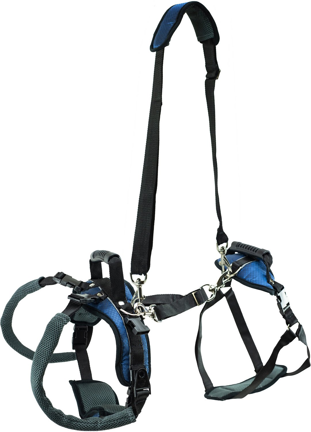 Solvit CareLift Full Front & Back Lifting Aid Mobility Dog Harness ...