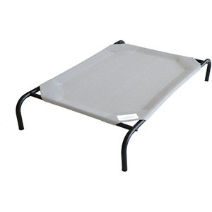 Coolaroo Steel-Framed Elevated Dog Bed