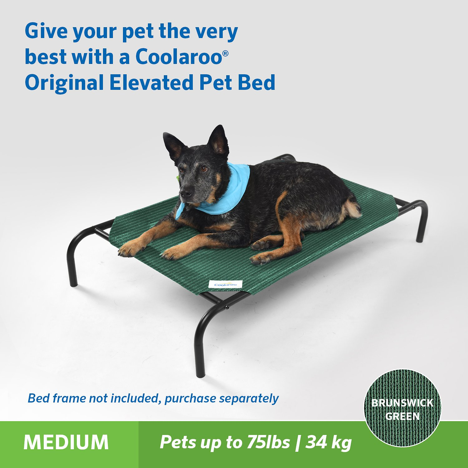 Coolaroo Replacement Cover For Steel Framed Elevated Pet