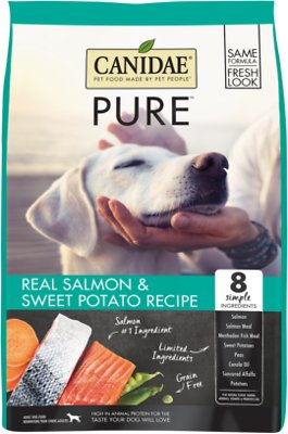 CANIDAE Grain-Free PURE Real Salmon & Sweet Potato