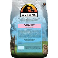 Wysong Vitality Dry Cat Food, 5-lb bag