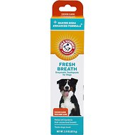 Arm & Hammer Dental Fresh Breath Enzymatic Dog Toothpaste, 2.5-oz tube