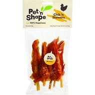 Pet 'n Shape Chik 'n Skewers Dog Treats, 4-oz bag