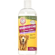 Arm & Hammer Dental Advanced Care Tartar Control Dental Rinse for Dogs, 16-oz bottle