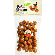 Pet 'n Shape Duck 'n Rice Balls Dog Treats, 3.5-oz bag