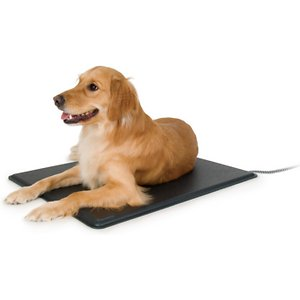 K&H Pet Products Original Lectro-Kennel Heated Pad & Cover, Large