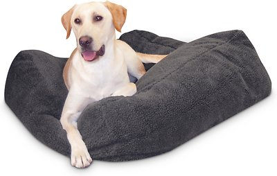 K&H Pet Products Cuddle Cube Pillow Cat & Dog Bed