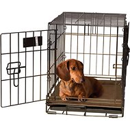 K&H Pet Products Self-Warming Pet Crate Pad, Mocha, 20 x 25 in