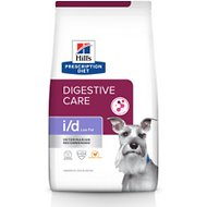 Hill's Prescription Diet i/d Digestive Care Low Fat Chicken Flavor Dry Dog Food, 8.5-lb bag