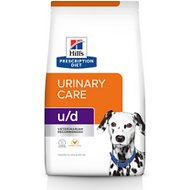 Hill's Prescription Diet u/d Urinary Care Original Dry Dog Food, 27.5-lb bag