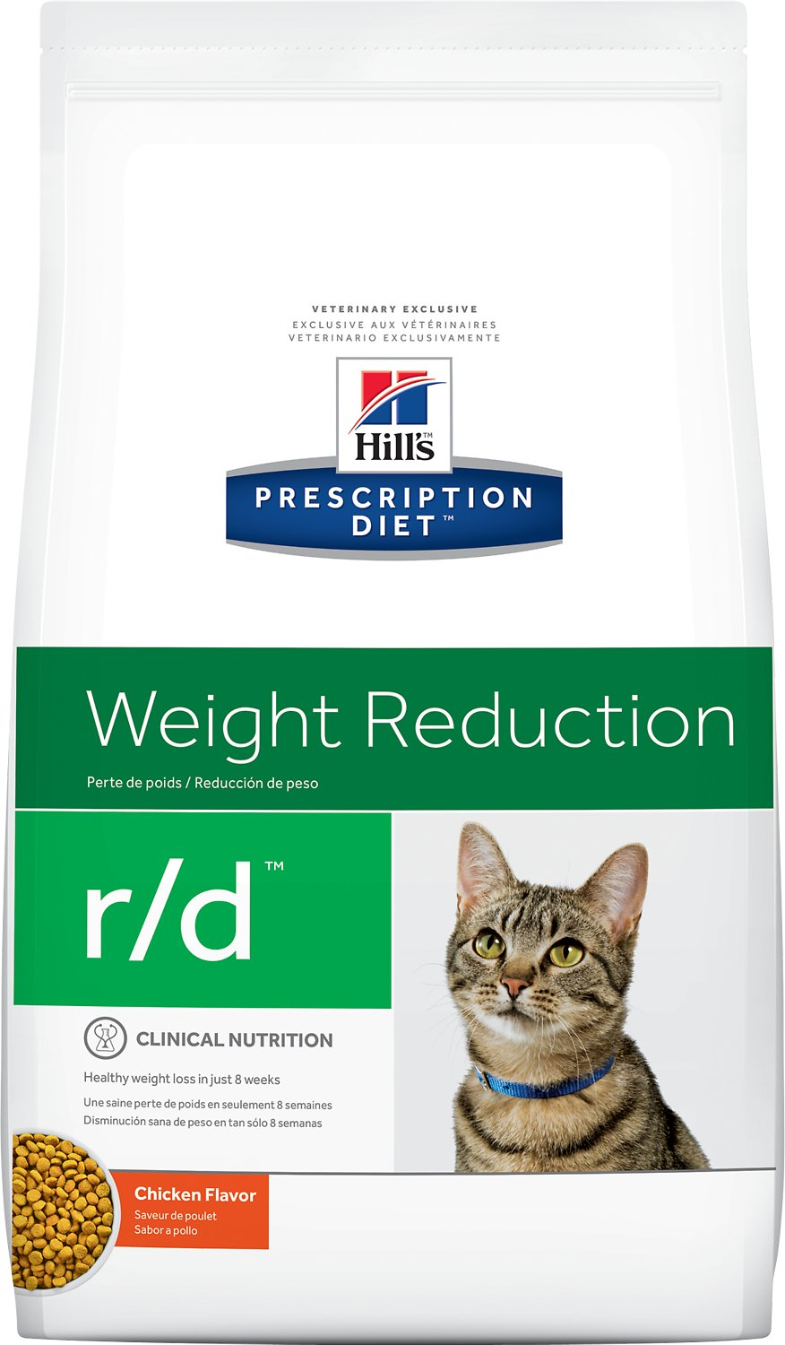 Hill S Weight Reduction R D Cat Food