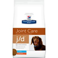 Hill's Prescription Diet j/d Small Bites Chicken Flavor Dry Dog Food, 8.5-lb bag