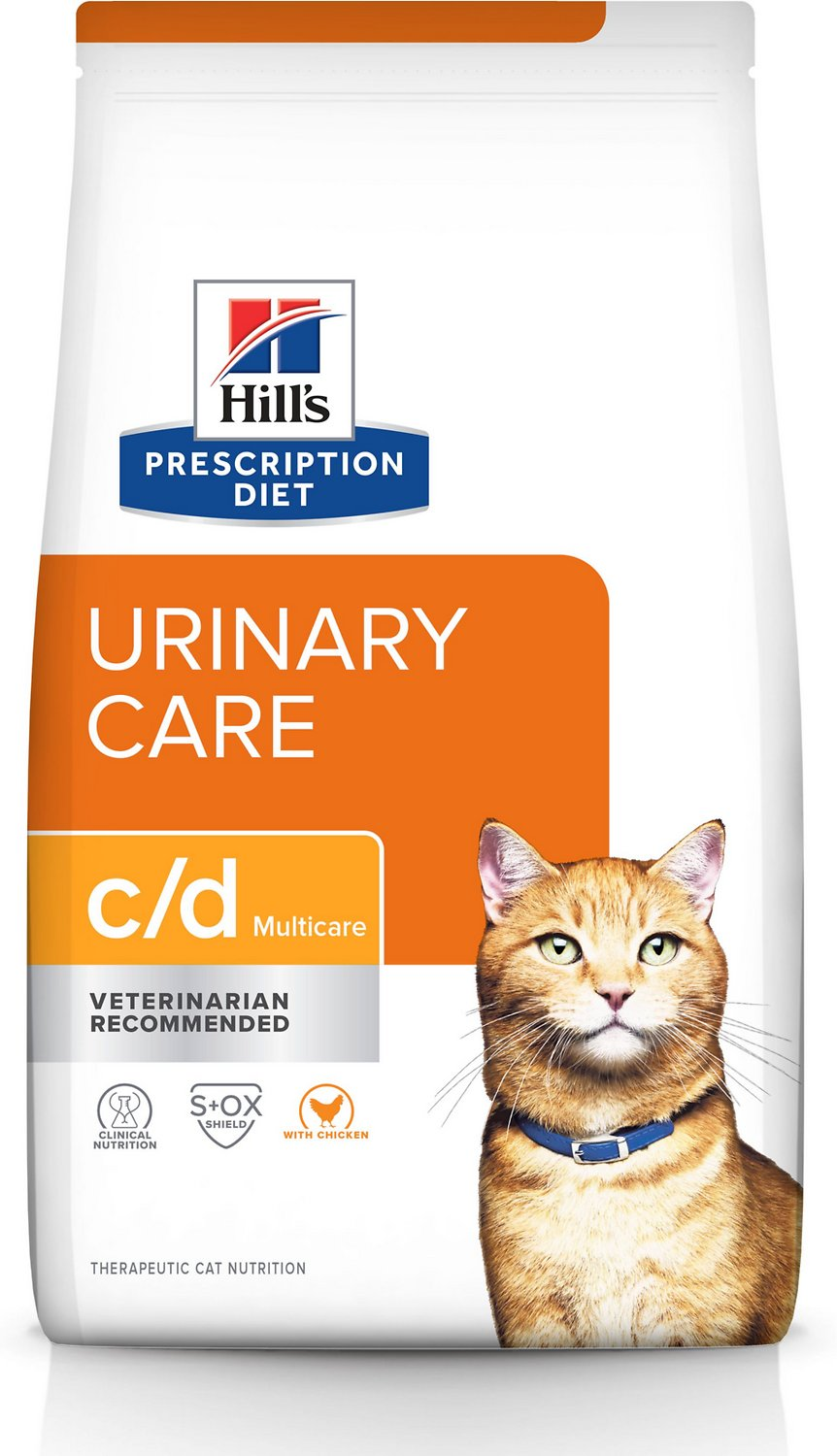 Hill S Prescription Diet I D Cat