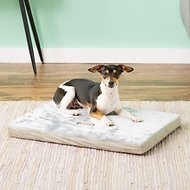 Armarkat Memory Foam Orthopedic Pet Bed, Sage Green/Grey, Small