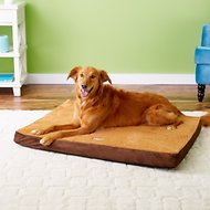 Armarkat Memory Foam Orthopedic Pet Bed, Mocha/Brown, Large