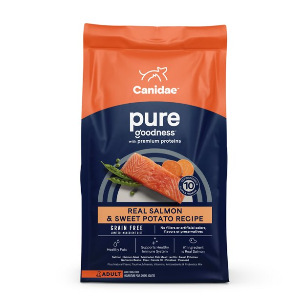 Canidae Grain Free Pure Dry Dog Food Reviews