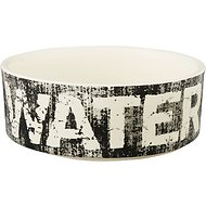 PetRageous Designs Vintage Water Pet Bowl, 2 cup