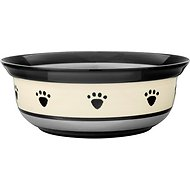 PetRageous Designs Metro Deep Pet Bowl, 4-cups