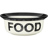 PetRageous Designs Pooch Basics Food Pet Bowl, 2 cup