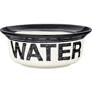 PetRageous Designs Pooch Basics Water Pet Bowl, 2 cup