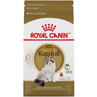 Royal Canin Ragdoll Dry Cat Food, 7-lb bag