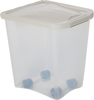 Van Ness Pet Food Storage Container 25 lb Chewycom