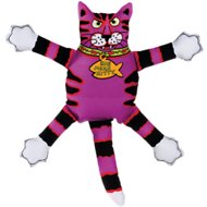 Fat Cat Mini Terrible Nasty Scaries Dog Toy, Character Varies