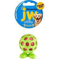 JW Pet Hol-ee Cuz Dog Toy, Color Varies, Small