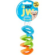 JW Pet Dogs in Action Dog Toy, Color Varies, Small