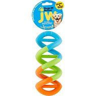JW Pet Dogs in Action Dog Toy, Color Varies, Large