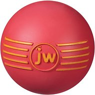 JW Pet iSqueak Ball Dog Toy, Color Varies, Small