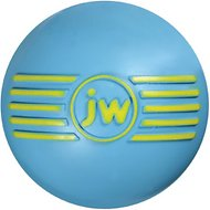 JW Pet iSqueak Ball Dog Toy, Color Varies, Large