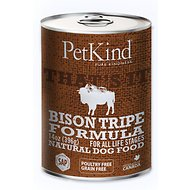 PetKind That's It! Bison Tripe Grain-Free Canned Dog Food
