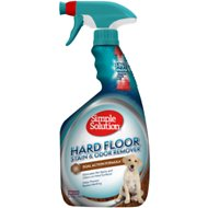 Simple Solution Hardfloors Stain & Odor Remover, 32-oz bottle