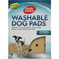Simple Solution Washable Training & Travel Pad, XX-Large, 2 pack